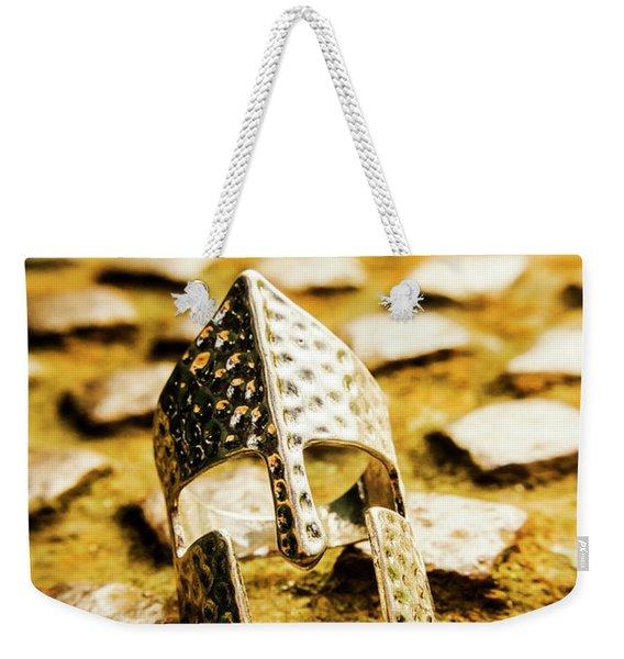 The Roman Pavement Weekender Tote Bag