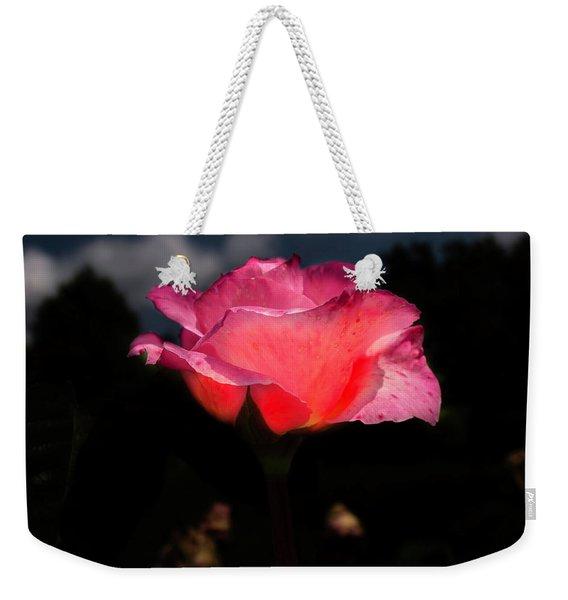 The Rose 2 Weekender Tote Bag