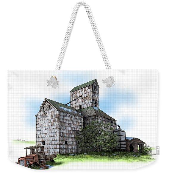 The Ross Elevator Spring Weekender Tote Bag