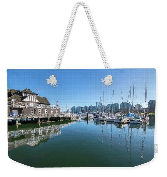 The Rowing Club Weekender Tote Bag