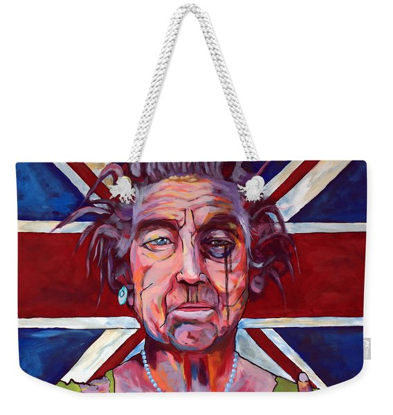 The Royal Flush Weekender Tote Bag