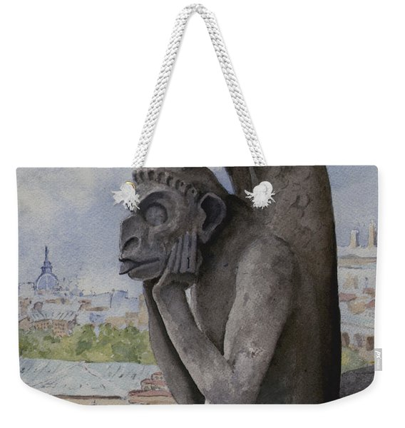 The Same Old Thing Weekender Tote Bag