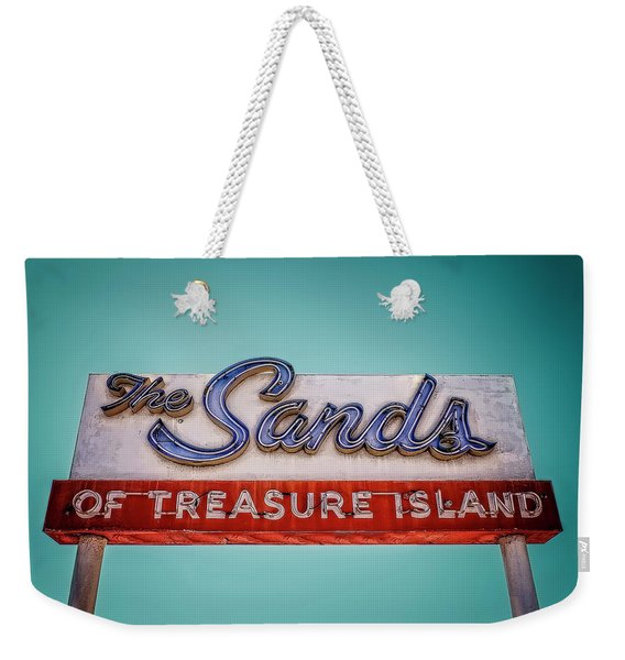 The Sands Weekender Tote Bag