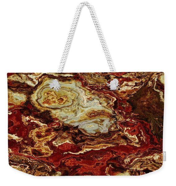 The Sanguine Faithful Weekender Tote Bag