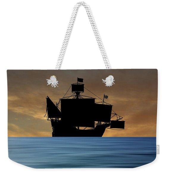 The Santa Maria 1460 V2 Weekender Tote Bag