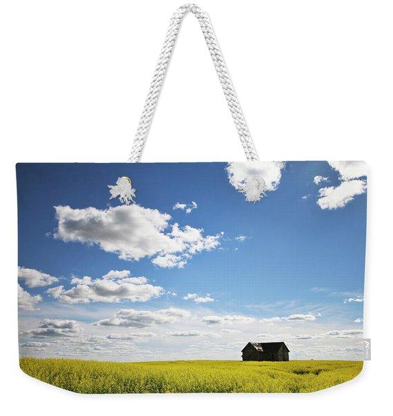 The Saskatchewan Prairies II Weekender Tote Bag