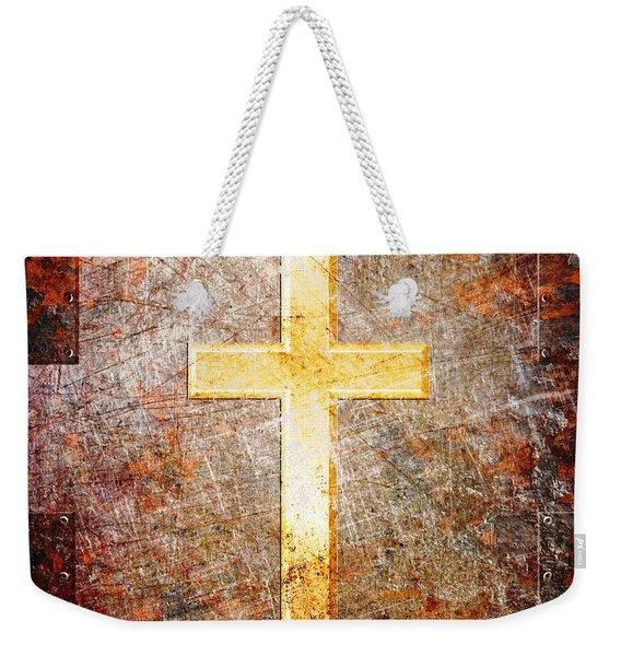 The Savior Weekender Tote Bag