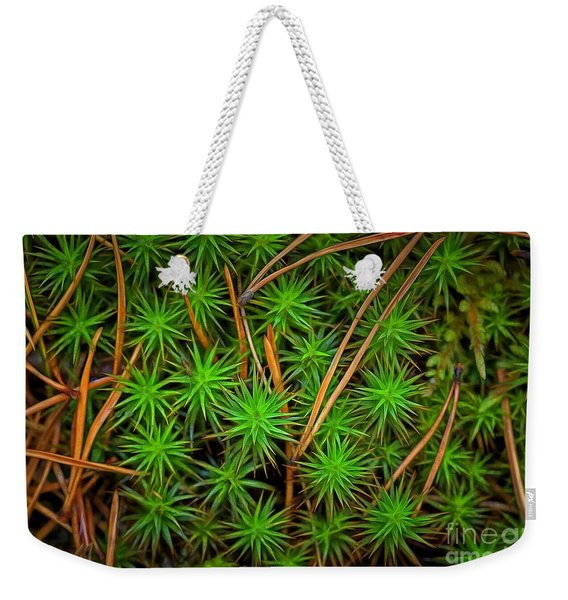 The Scent Of Pine Forest IIi Weekender Tote Bag