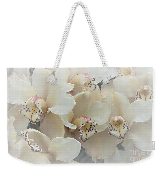The Secret To Orchids Weekender Tote Bag