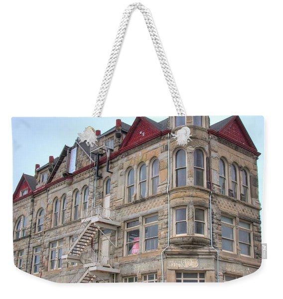 The Sedalia Trust Building Weekender Tote Bag