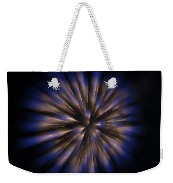 The Seed Of A New Idea Weekender Tote Bag