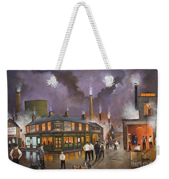 The Selby Boys Weekender Tote Bag