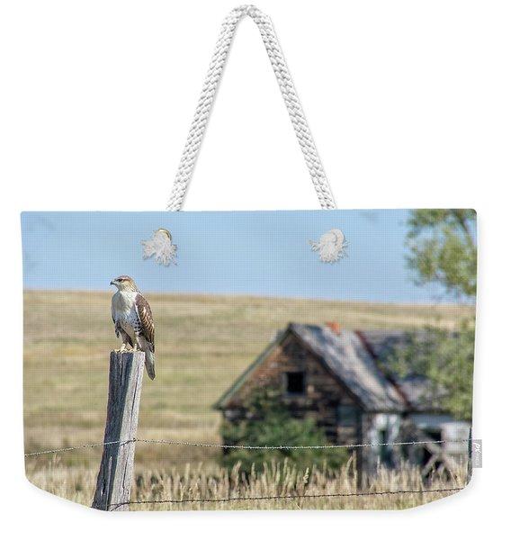 The Sentinel Weekender Tote Bag