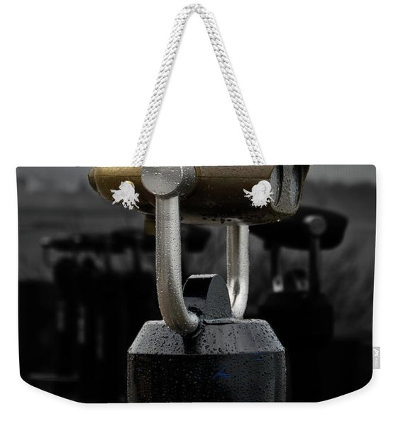 The Sentinel Weekender Tote Bag