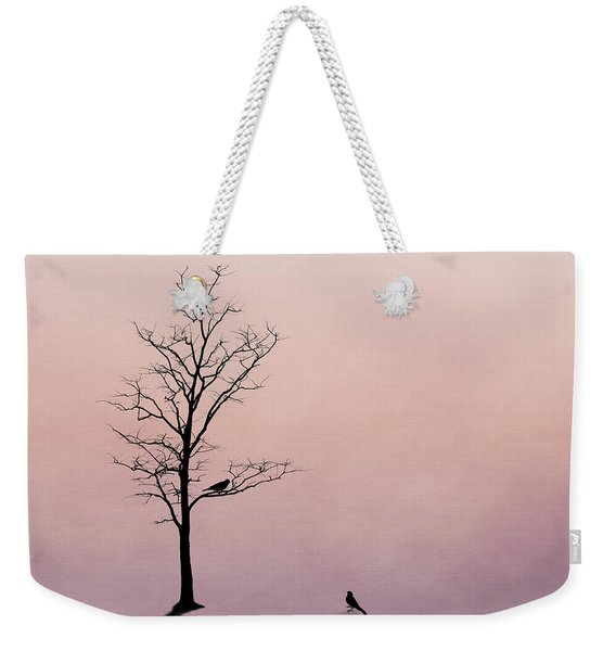 The Serenade Weekender Tote Bag