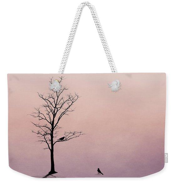 The Serenade Weekender Tote Bag