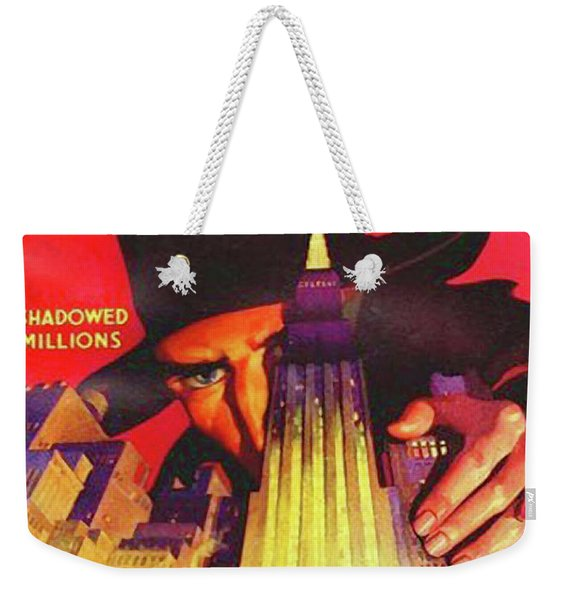The Shadow Shadowed Millions Weekender Tote Bag
