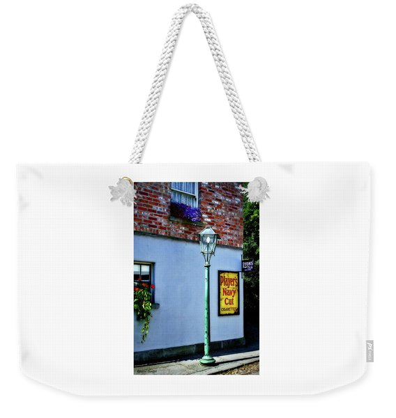 The Shops At Bunratty Castle Weekender Tote Bag