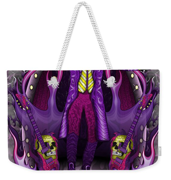 The Show Stopper Weekender Tote Bag