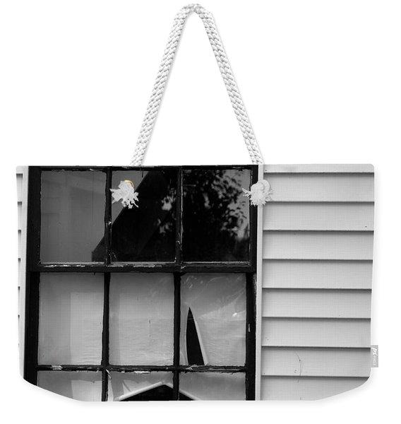 The Shredded Shade Weekender Tote Bag
