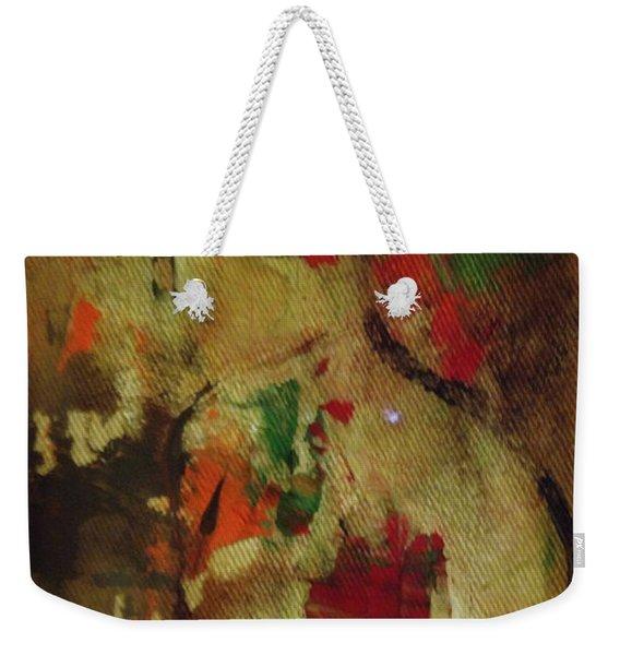 The Silent Lamb Weekender Tote Bag