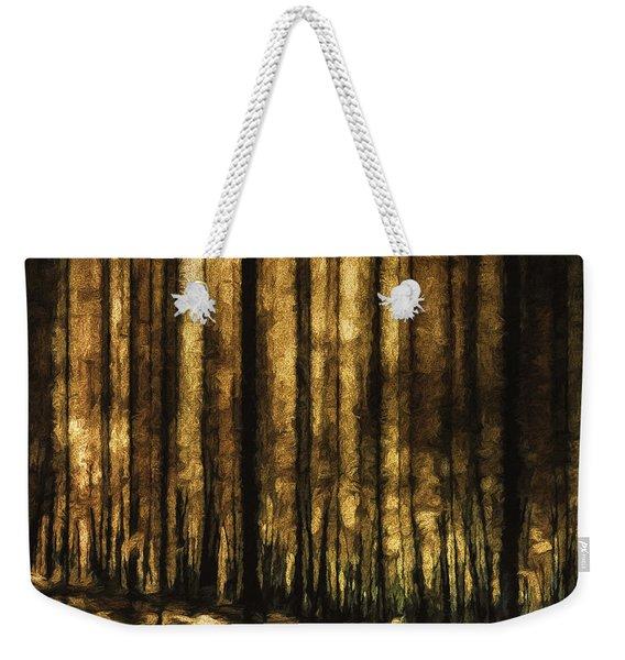 The Silent Woods Weekender Tote Bag