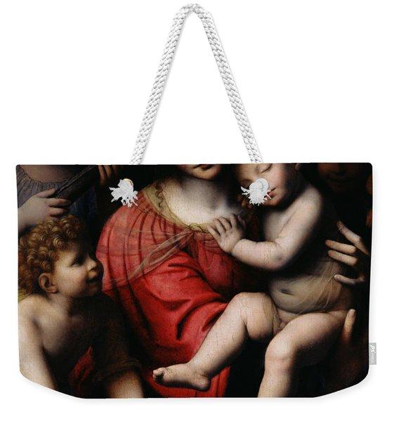 The Sleeping Christ Weekender Tote Bag