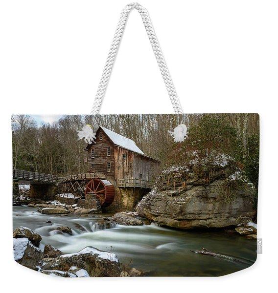 The Splendor Of West Virginia Weekender Tote Bag