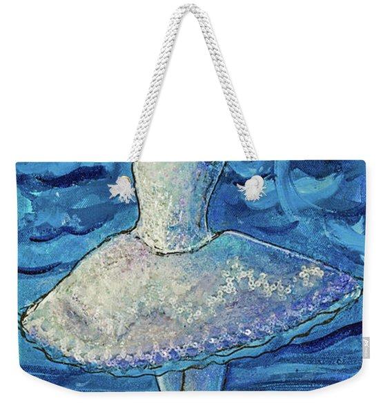 The Snow Queen Weekender Tote Bag