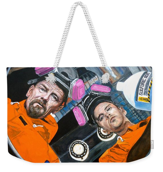 The Solution Weekender Tote Bag