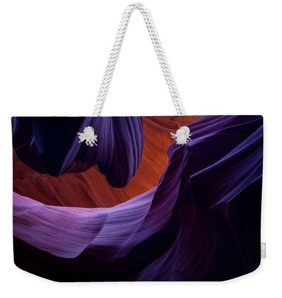 The Song Of Sandstone Weekender Tote Bag