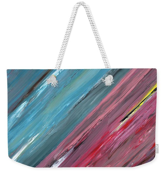 The Song Of The Horizon A Weekender Tote Bag