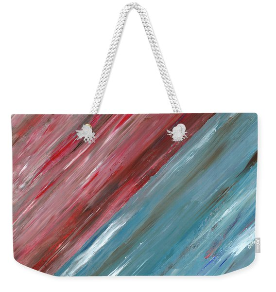 The Song Of The Horizon B Weekender Tote Bag