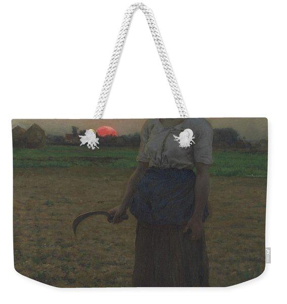 The Song Of The Lark Weekender Tote Bag