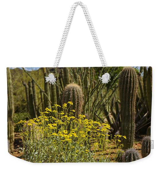 The Song Of The Sonoran Desert Weekender Tote Bag