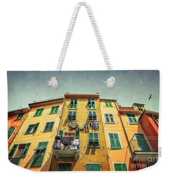 The Sound Of Life Weekender Tote Bag