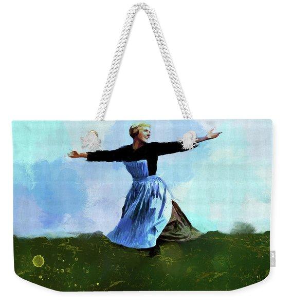 The Sound Of Music Weekender Tote Bag