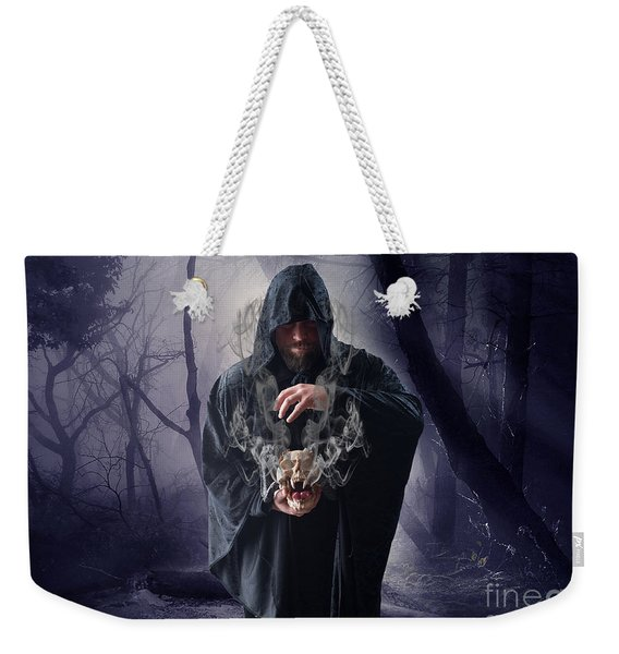 The Sounds Of Silence Weekender Tote Bag