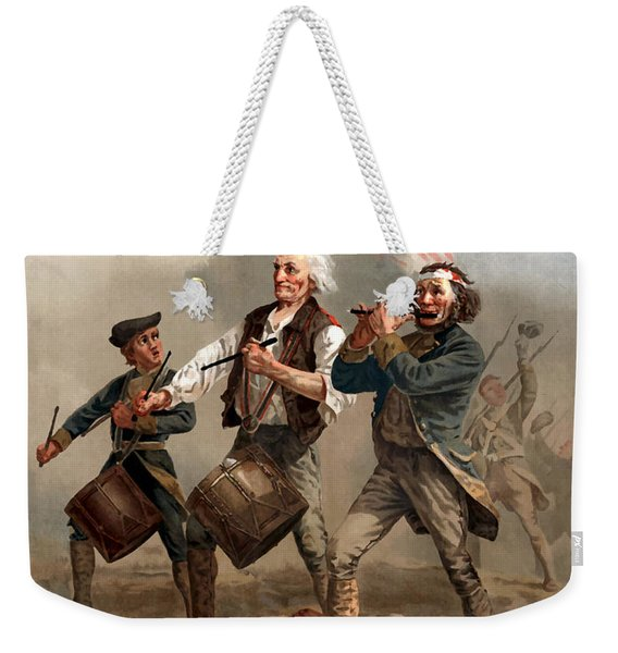 The Spirit Of '76 Weekender Tote Bag