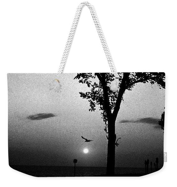 The Spirit Of Life Weekender Tote Bag