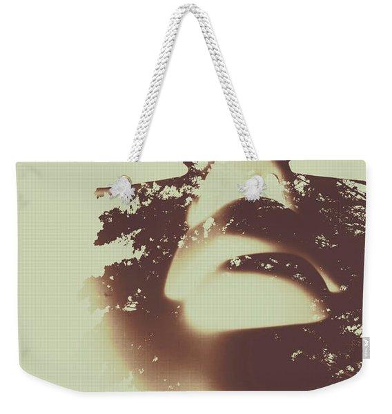The Spirit Within Weekender Tote Bag
