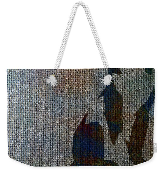 The Spotted Cat Weekender Tote Bag