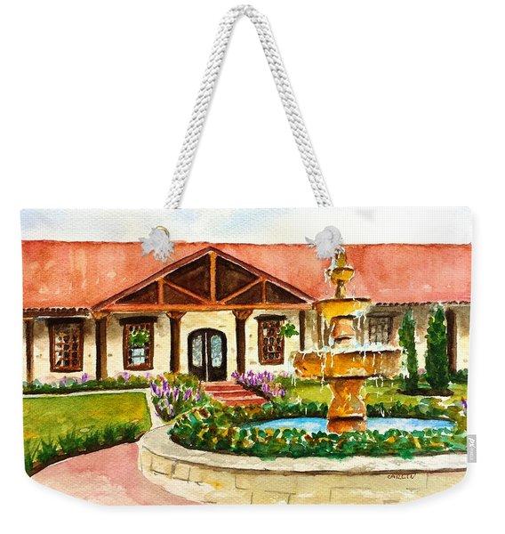 The Springs Houston Weekender Tote Bag