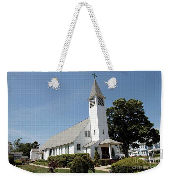 The St Francis De Sales R C Church Weekender Tote Bag
