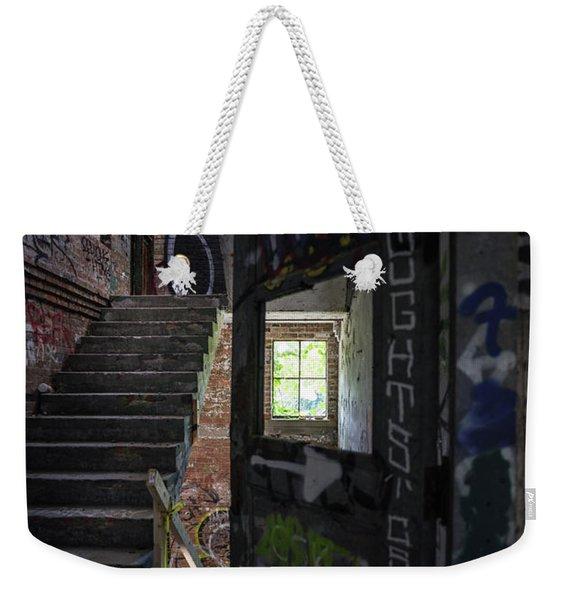 The Stairs Beyond The Door Weekender Tote Bag