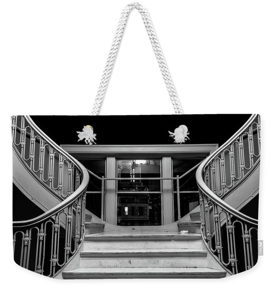 The Stairwell Weekender Tote Bag