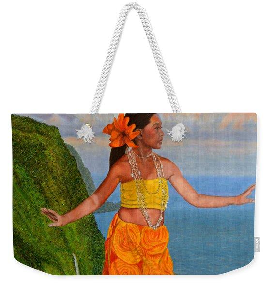 The Star Of The Sea Weekender Tote Bag