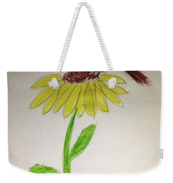 The Stillness Of Autumn Weekender Tote Bag