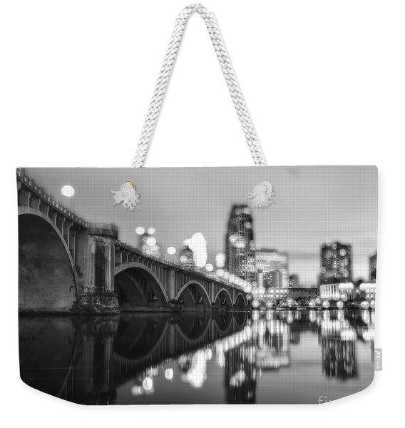 The Central Avenue Bridge Weekender Tote Bag