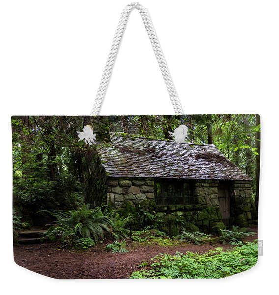 The Stone Cottage Weekender Tote Bag